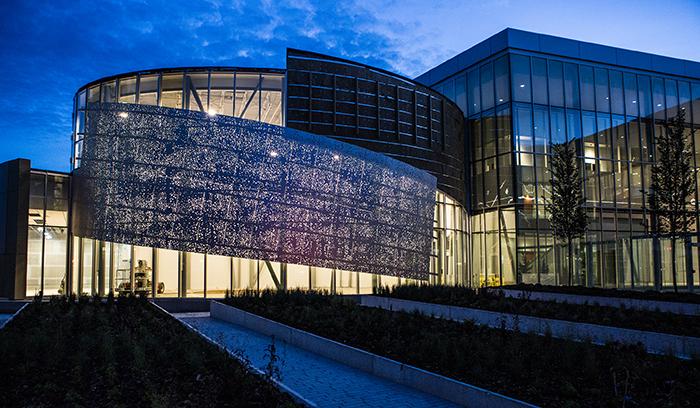 Royal Alberta Museum - Exetior