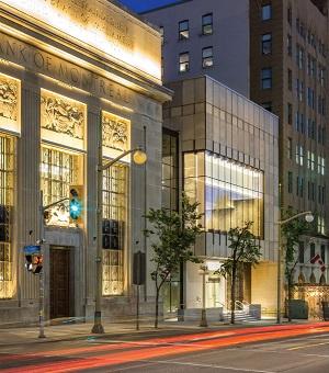 John A MacDonald Building